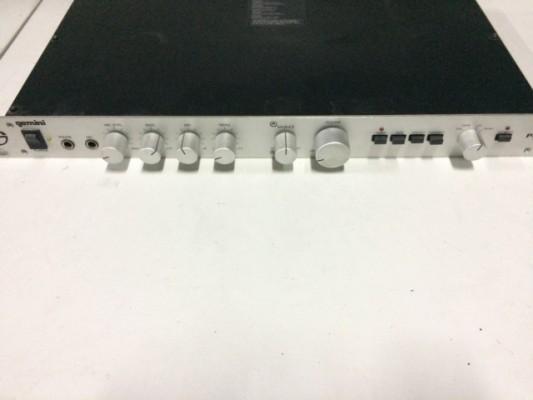 Selector de entrada y control de volumen