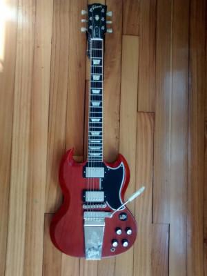 Gibson Custom Shop SG Standard Reissue VOS Maestro
