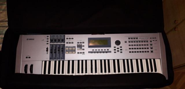 Yamaha Motif ES6 CHOLLAZO