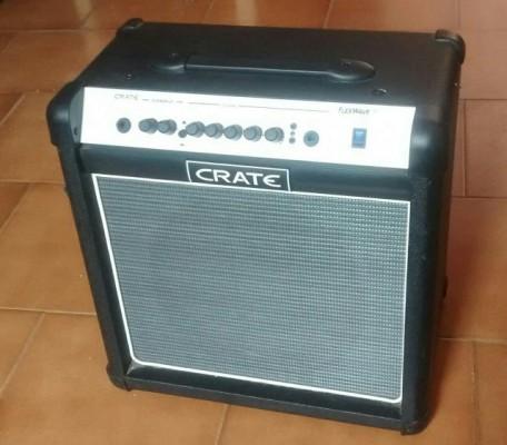 Amplificador Guitarra Crate Flexwave 15r
