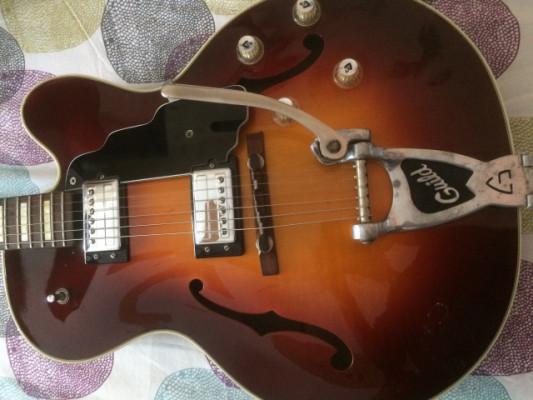 Vendo: Guitarra GUILD X160 SB 1991