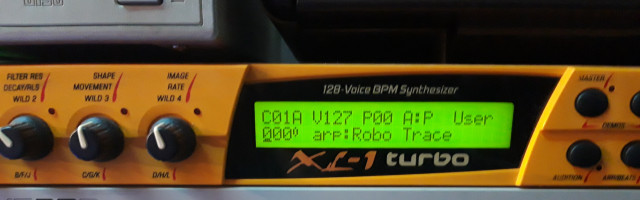E-mu Xl-1 Turbo