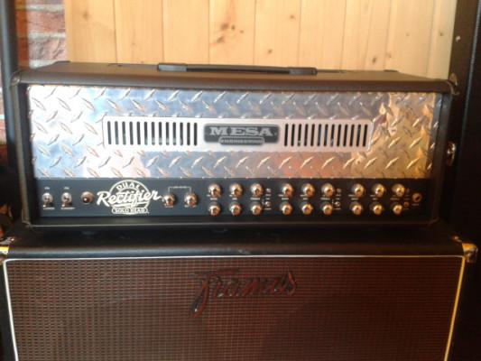 Mesa Boogie dual rectifier+Framus 2X12