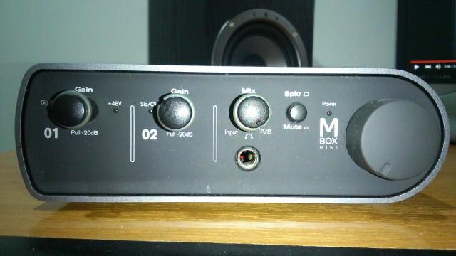 Avid MBOX MINI 3G