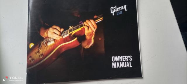 Cambio o vendo: Gibson Sg future 2013