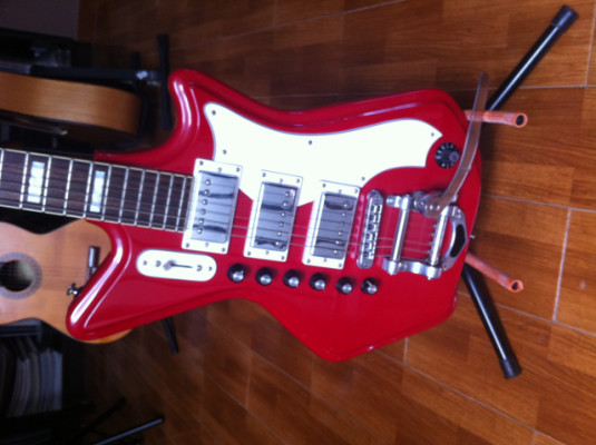 Eastwood Airline 3P DLX 59