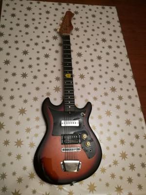 Guitarra vintage Harmony