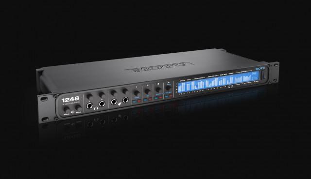 Motu 1248 AVB tarjeta sonido seminueva interface usb
