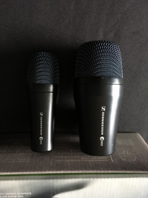 Sennheiser E902 y E 905