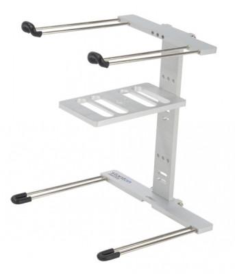 Stanton UBERSTAND - Soporte para laptop y hardware DJ (aluminio y acero)