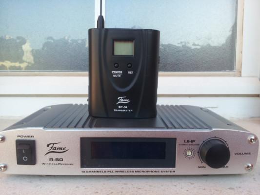 Sistema inalámbrico Fame MSW-50G
