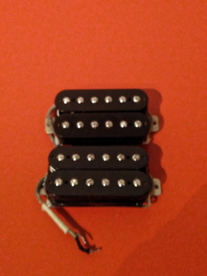 Creamery Black Cat Overwound pastillas (Filtertron en humbuckers)