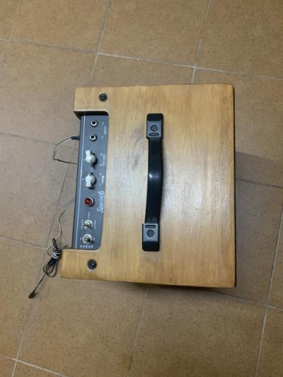 Amplificador VHT Special 6