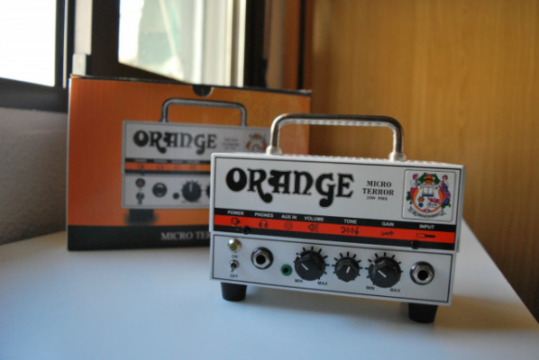 Cabezal Orange Micro Terror