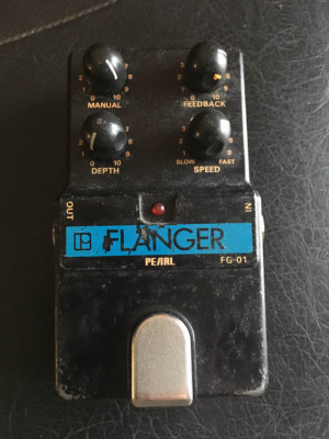 Flanger Pearl FG01 (80s)