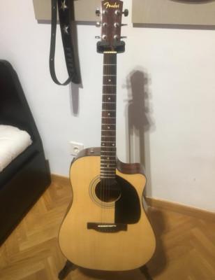 Fender Acustica CD60 nat