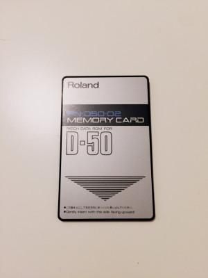 Roland D50 PN-D50-02