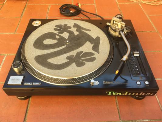 TECHNICS SL1210 M5G PLATO GIRADISCOS DJ PITCH EXTRAIBLE CON AGUJA