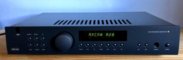 ARCAM FMJ A-28 (amplificador hi fi)