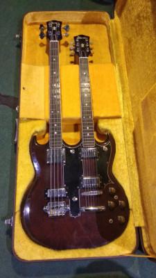 Ibanez 2404 ( Guit.& Bass Necks, doble mastil )