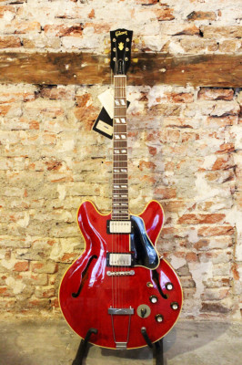 Gibson ES-345 TD Cherry Red (1967)