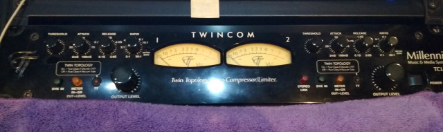 Compresor Millennia TWINCOMP TCL2