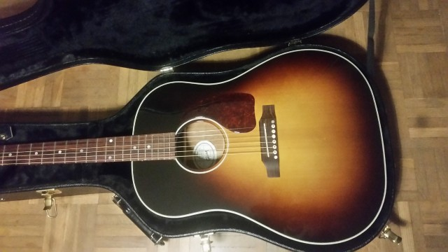 Gibson J-45.
