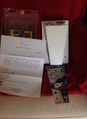 Morley Bad Horsie 10th Anniversary Wah Guitar Effects Pedal
