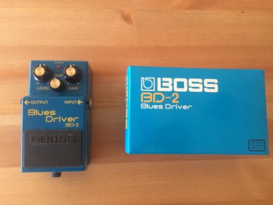 Pedal Boss bd-2 (reservado)