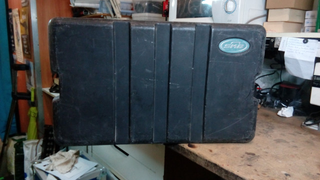 Rack SKB de 6 unidades