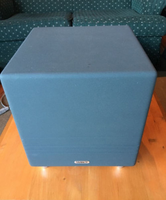 TANNOY TS10 SUBWOOFER