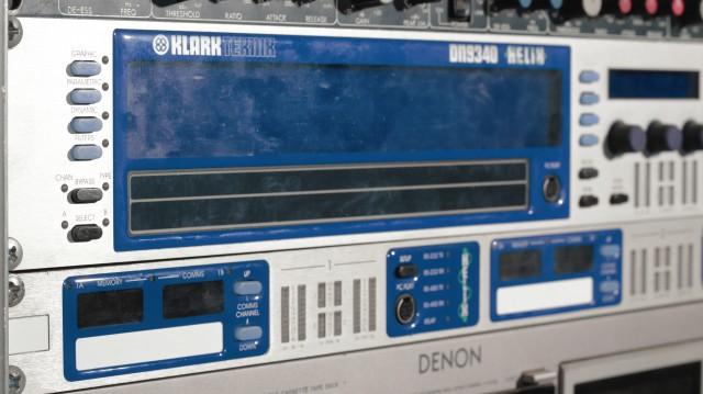 KLARK TEKNIK DN9340 Digital Equaliser
