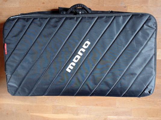 MONO Case - pedalboard PRO M80-PB3 87x49cm (medidas exteriores)