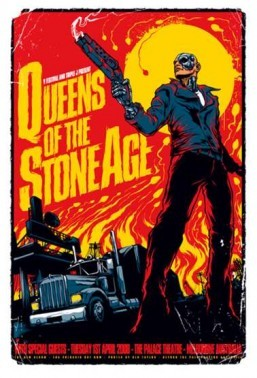 Poster de Queens of the Stone Age