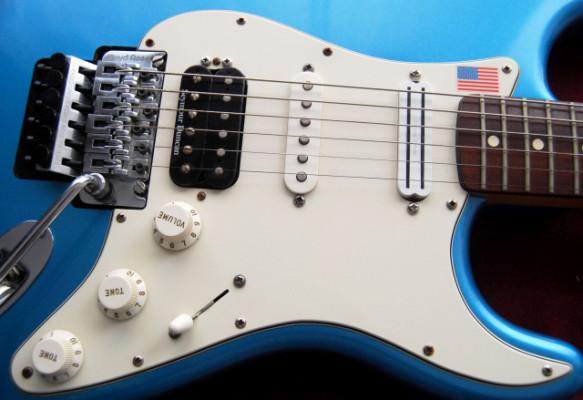 Golpeador Fender Stratocaster Seymour Duncan