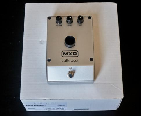 MXR M222 Talkbox in perfecto estado