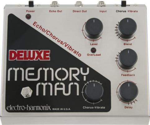 EHX Deluxe Memory Man Big Box