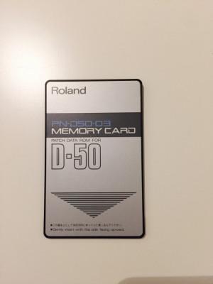 Roland D50 PN-D50-03