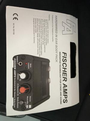 Amplificador de Cascos - Fischer AMP