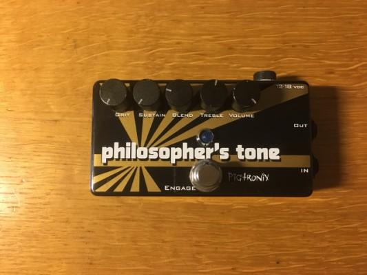 compresor Pigtronix Philosopher's Tone