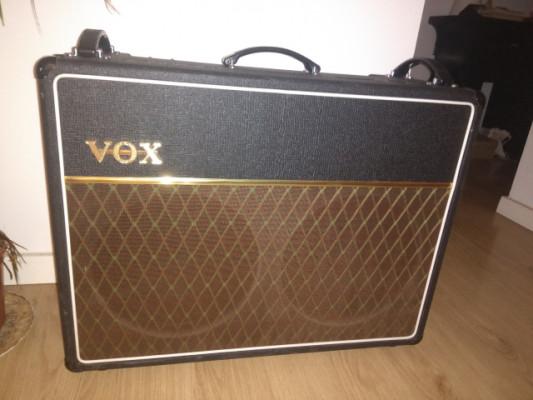 Vox AC30/6 TB 30-Watt 2x12 Guitar Combo. Hecho en UK