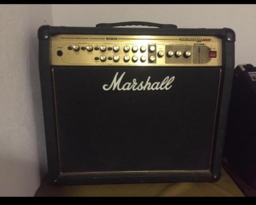 Amplificador de guitarra Marshall valvestate avt 2000 100w