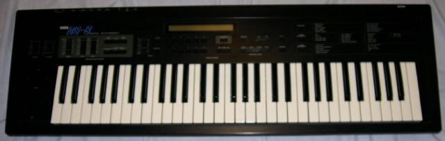 Korg DS-8 sintetizador