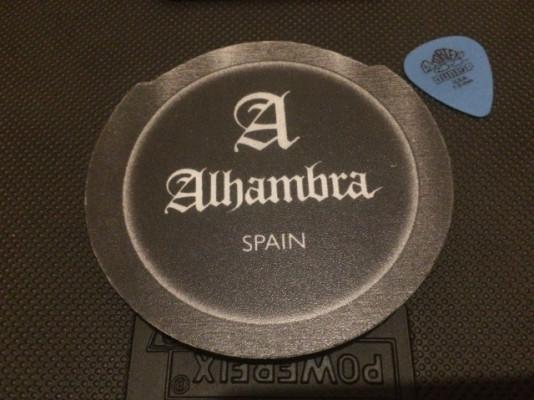 Tapabocas Alhambra