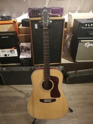 Guitarra acústica Guild D40 USA nueva