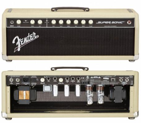 Fender supersonic head 60 w