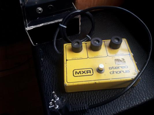 MXR Stereo Chorus 1972
