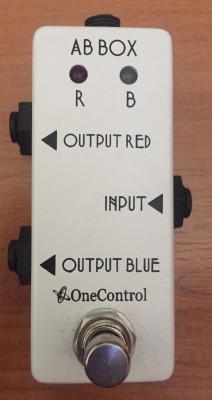 One Control AB Box. Minimal Series