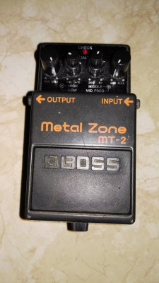 Metal zone 2
