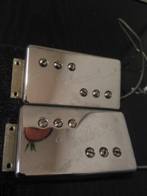 Pastillas Fender thinline Japan